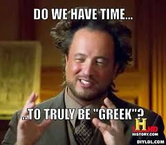 Funny Greek Memes - what is hapening in greece from funny pixels with zortzort com