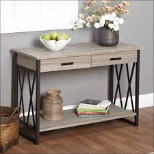 Small White Accent Table Interiors Awesome Unique Entryway Tables Small White Console