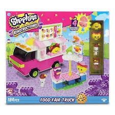 truck instructions shopkins kinstructions food fair truck