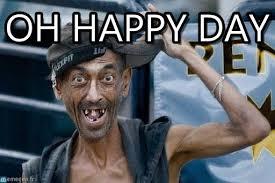 Happy Day Memes - oh happy day poor dude meme on memegen
