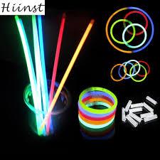 glow bracelets aliexpress buy hiinst 100pcs premium glow sticks bracelets