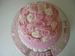kitchen tea cake ideas kitchen kitchen tea idea with white pink cake completed with