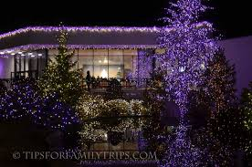 see the festival of lights at washington dc temple tips for
