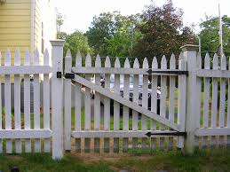 picket fence gate ideas u2014 home ideas collection how to repair a