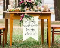 Sweet Heart Table Sweetheart Table Etsy