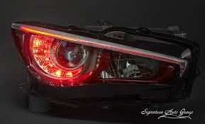 custom car tail lights custom lighting car leasing dealer brooklyn staten island new