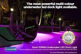 underwater led dock lights oceanled home facebook