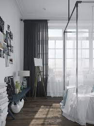 scandinavian apartment with industrial elements by architect denis
