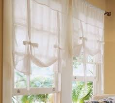 Bathroom Window Valance by Tie Up Valance Foter