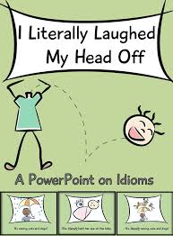idiom powerpoint bonus worksheet idioms worksheets and the words