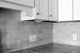 metallic tiles kitchen where can i buy cabinet doors rounded edge