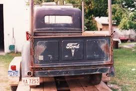 Ford Vintage Truck - car of the week 1939 ford 3 4 ton truck old cars weekly