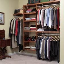 wood closet kits closet ideas