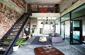 industrial style house renovation guide to industrial style home decor singapore