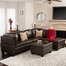 living room leather sofas u0026 sectionals with leather sectional