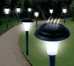Solar Powered Outdoor Lighting Fixtures Solar Powered Landscape Spotlights Solar Powered Outdoor Lighting