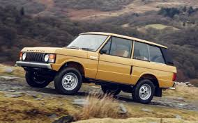 first range rover time capsule range rover from the seventies yours for 135 000