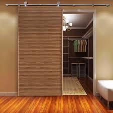 Sliding Barn Doors For Closet by Barn Door Cabinet Hardware Best 20 Interior Barn Doors Ideas On