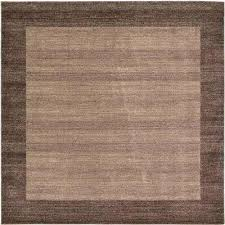 light brown area rugs awesome brown area rug mar light brown 8 ft x 8 ft square area rug