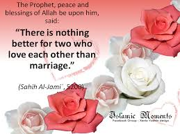 wedding wishes muslim ini nota saye marriage in islam