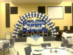 graduation party decoration ideas with balloons giftblooms