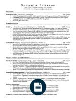 Investment Banker Resume Sample by Resume Example 1 Financial Economics Financial Markets