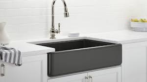 Cool Kitchen Sinks Learn About Toe Kicks Goosenecks And Other Cool Kitchen Terms