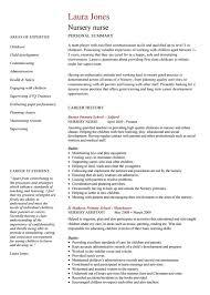 Child Development Resume 10 Nursing Resume Template Free Word Pdf Samples