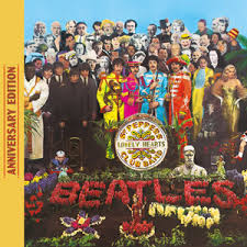 sargeant peppers album cover the beatles sgt pepper s lonely hearts club band anniversary