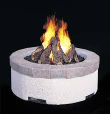 Outdoor Gas Fire Pit R H Peterson Outdoor Campfyre Gas Firepit
