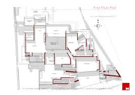 100 house plans by architects the finley house plan c0354