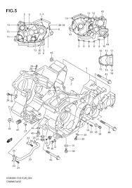 crankcase drain plug m50