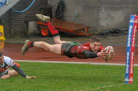 In Challenge Bulls Advance To Warrington In Challenge Cup The Official