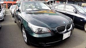 2009 bmw 5 series 525i 72k rhd car auctions auto access