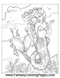 mermaid colouring selina fenech shared