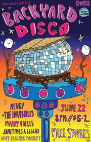 backyard disco ft henry the invisibles many voices