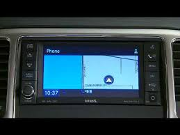 how to connect phone to jeep grand 2011 jeep grand uconnect phone touch screen radio
