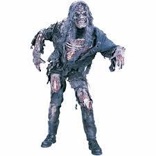 complete 3 d zombie teen halloween costume walmart com