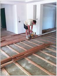 Installing Engineered Hardwood On Concrete Installing Engineered Hardwood Flooring On Concrete Flooring