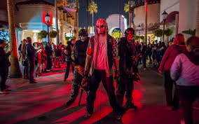 halloween horror nights harry potter universal studios hollywood halloween horror nights 2016 about