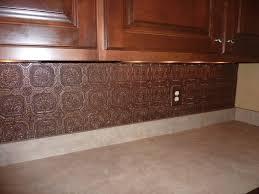 Embossed Tin Backsplash by Interior Simple Kitchen Backsplash Designs Tile Wallpaper
