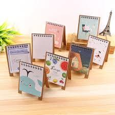 Diy Desk Calendar by Online Buy Wholesale Desktop Calendar Holder From China Desktop