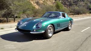 classic ferrari convertible classic car auctions gooding u0026 company