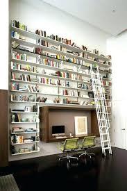 Bookshelves Library Ikea Rolling Ladder Bookshelf With Bookcase Library Bookshelves 6375