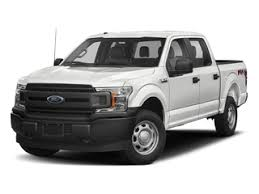 2018 ford f 150 xl 4wd supercrew 5 5 u0027 box price with options