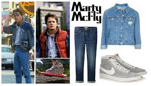Marty Mcfly Halloween Costume Halloween Costumes Fashion Conscious 4 0
