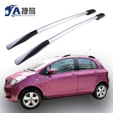 toyota yaris roof rack for toyota yaris aluminum roof rails roof luggage rack luggage