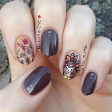 18 easy u0026 cute thanksgiving nail art designs ideas u0026 stickers
