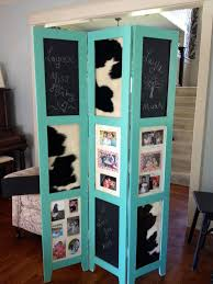 Ideas For Folding Room Divider Design 32 Cool Chalkboard Room Divider Design Ideas Divider