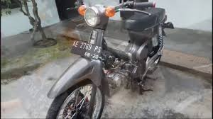 honda c70 custom youtube